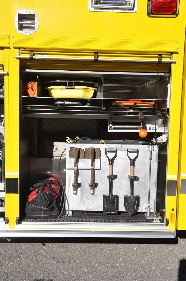 Precision Fire Apparatus Forbes Road Vfd Heavy Rescue