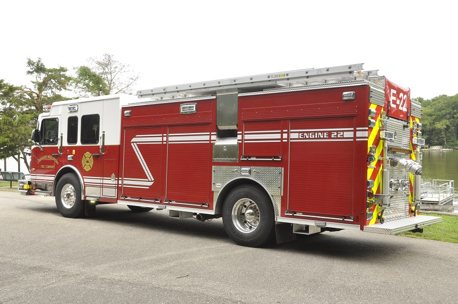 Precision Fire Apparatus Langhorne Middletown Fire Co