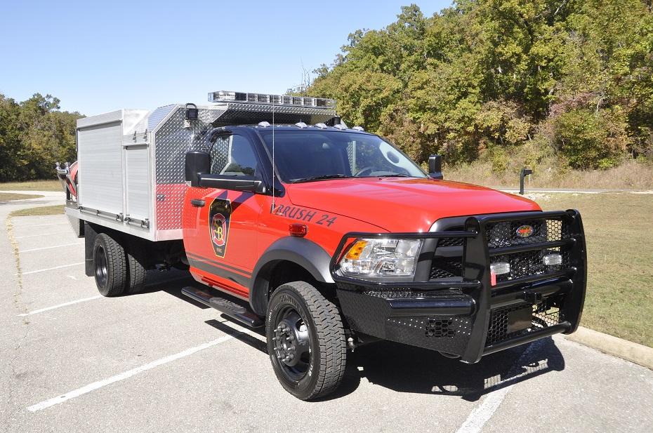 Precision Fire Apparatus Sunrise Beach Fpd Brush Truck