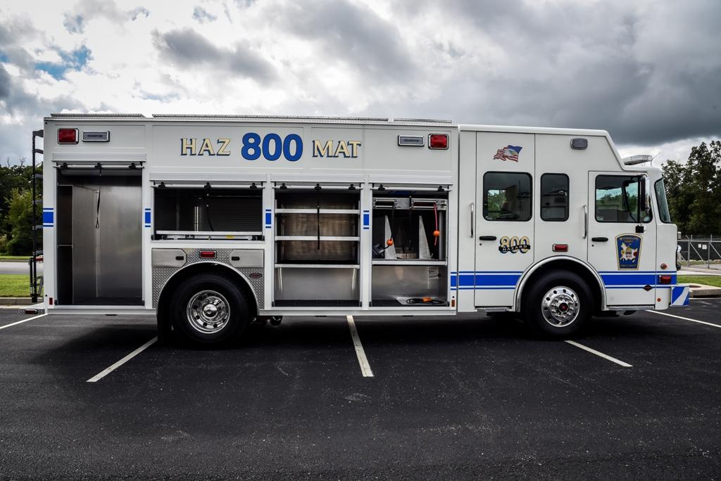 Precision Fire Apparatus Westmoreland County Dept Of