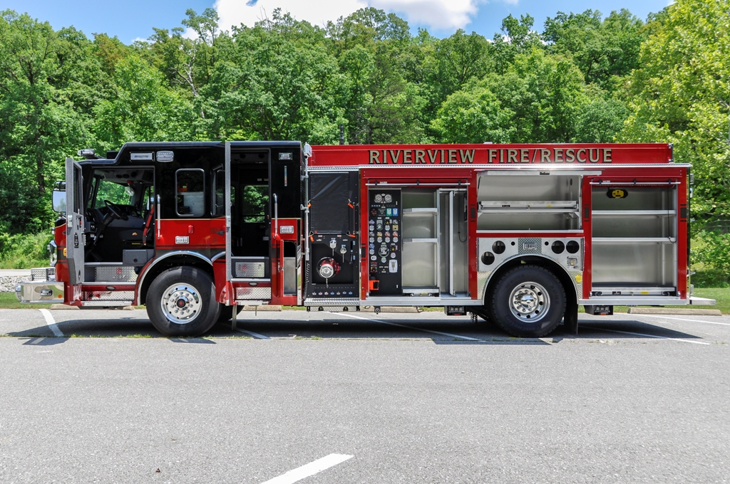 Precision Fire Apparatus Riverview Fire Protection