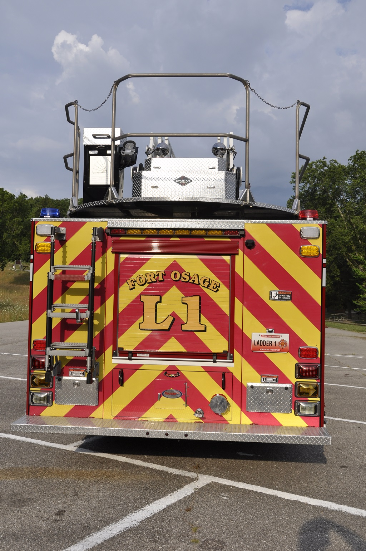Precision Fire Apparatus Fort Osage 75 Quint