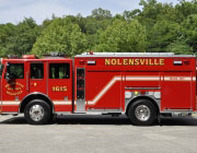Nolensville - Rear Mounted Pumper
