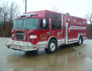 White Valley - Rear Mounted Pumper