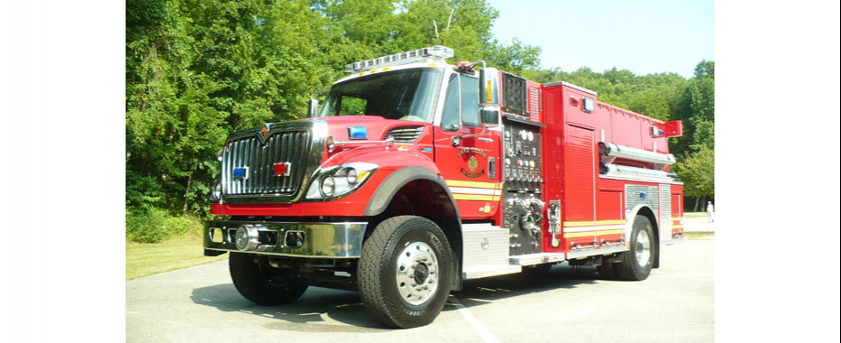 Custom Fire Trucks